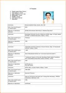 Format Resume For Job Application Sample Of Job Application Cv Appeal Letters Sample