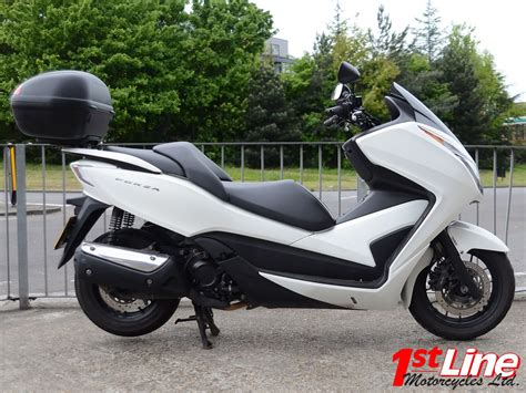 honda motorcycles used used honda nss300 forza available for sale white 9500