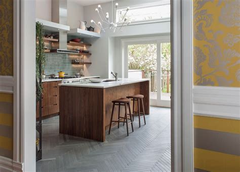 kitchen and floor decor timeless herringbone pattern in home d 233 cor