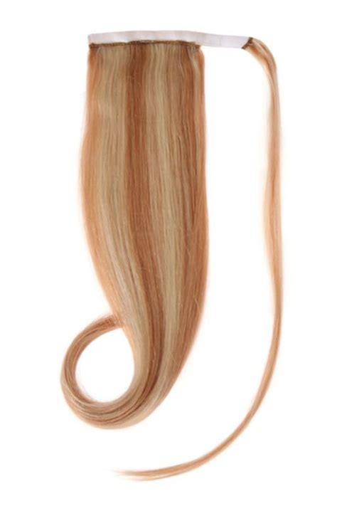 how to wear a ponytail with halo extensions ponytail halo hair extensions in mixed blonde 18 613