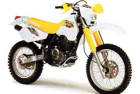 Suzuki Dr350 Specs Suzuki Dr350 Model History