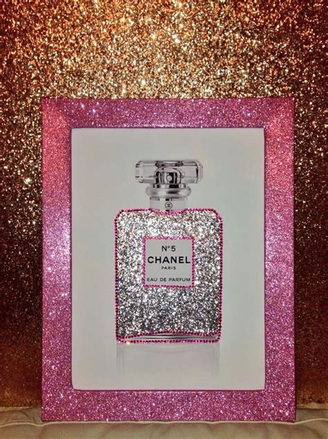 Grey Walls Bedroom glitter walls uk on twitter quot stunning chanel chanelno5