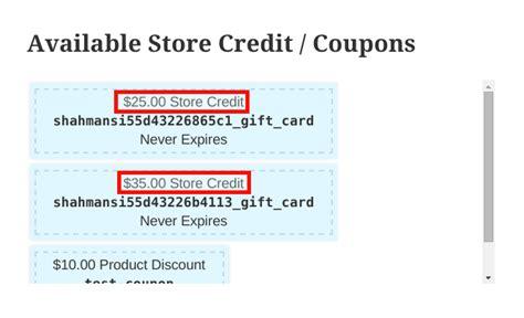 Smart Set Gift Card Balance - smart coupons woocommerce woobeginner