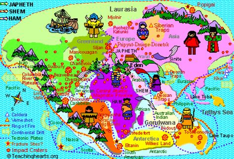 map world before land separated map world before land separated map world before