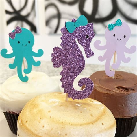 Seahorse Baby Shower Decorations the sea baby shower ideas baby ideas