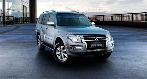 nissan montero all new mitsubishi pajero nissan patrol may share platform