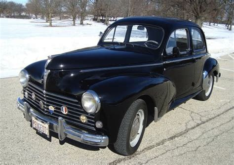 peugeot for sale usa in the usa 1 family 1957 peugeot 203 bring a trailer