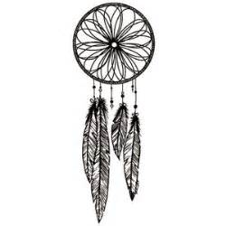 catch dreamcatcher temporary tattoo set polyvore