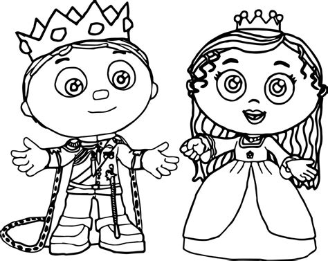 Super Why Coloring Pages Best Coloring Pages For Kids Princess Presto Coloring Pages Free Coloring Sheets