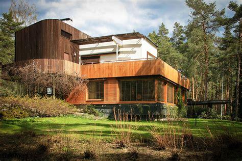 Frank Lloyd Wright Floor Plan by Villa Mairea Alvar Aalto Archeyes