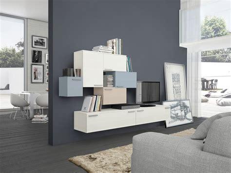 soggiorni colorati parete soggiorno moderna ikea divani colorati