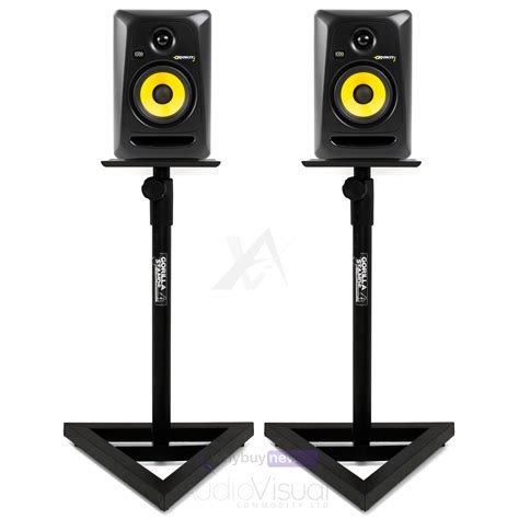 studio monitor desk mount gorilla gsm 100 monitor stands