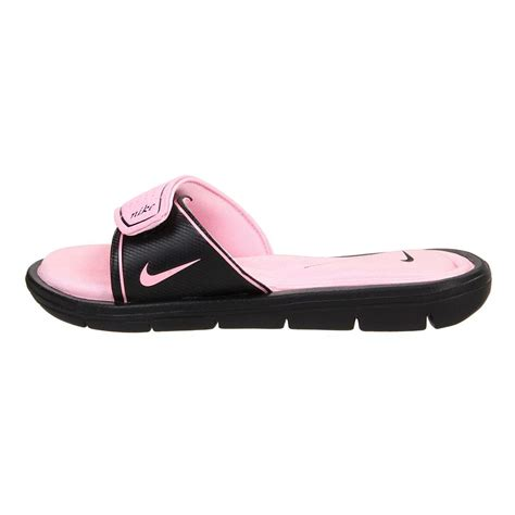 nike slide sandals womens wooshoesblog nike women s comfort slide sandals