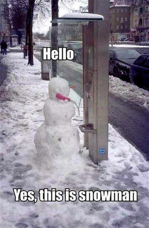 Snowman Meme - funny snowman dump a day