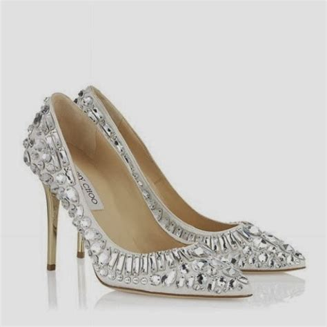Wedding Shoes Jimmy Choo by Jimmy Choo Bridal Bags And Shoes 2014 Caign