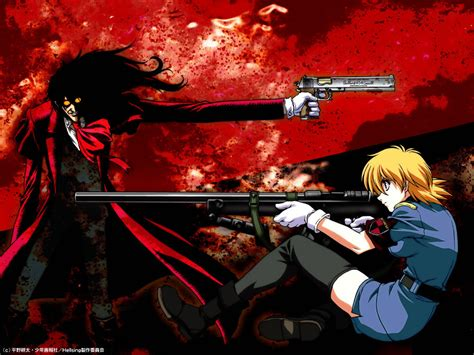 hellsing ultimate hellsing images alucard hd wallpaper and background photos