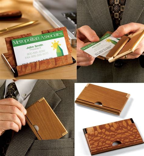 small woodworking business business card holder plans wood gallery card design and