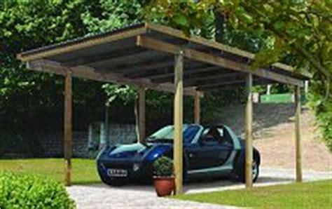 Carport Günstig by Bausatz Carport Holzkomplett De