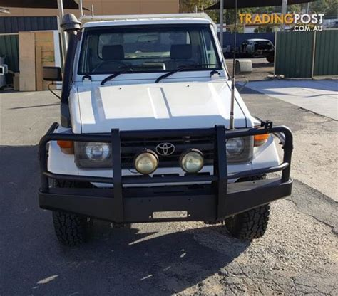1995 toyota 4x4 for sale 1995 toyota landcruiser 4x4 hzj75rp c chas for sale in