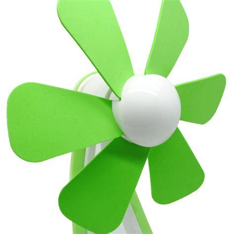 Kipas Angin Ac Go Green kipas angin usb uf017 green jakartanotebook