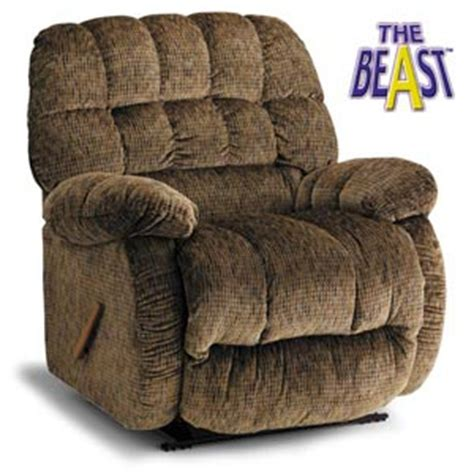 Beast Recliner by Recliners The Beast Roscoe Best Home Furnishings