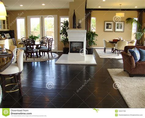 Family Room And Living Room Difference by Beautiful Dining And Family Room Stock Photo Image 12241702