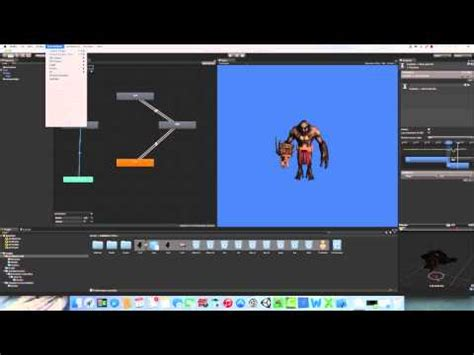 tutorial c unity 3d getting started with mecanim unity 3d tutorial for