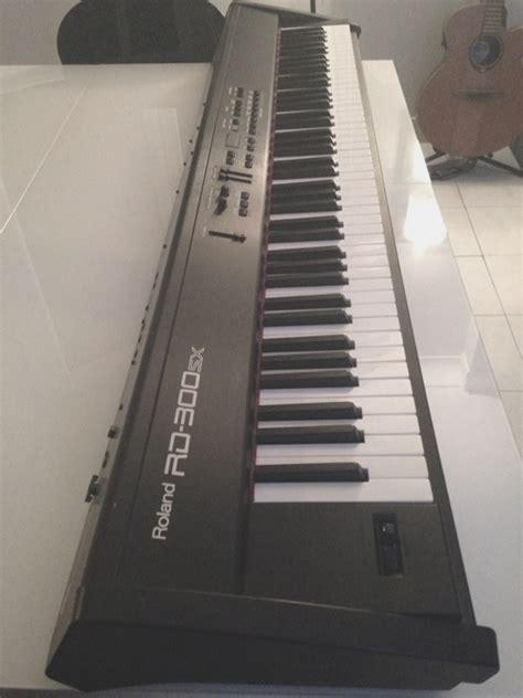 Keyboard Roland Rd 300sx roland rd 300sx image 989246 audiofanzine