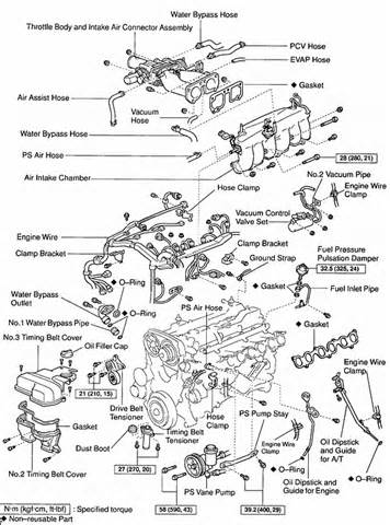 Lexus Is300 Parts Diagram Lexus Es 300 Parts Diagram Auto Parts Diagrams
