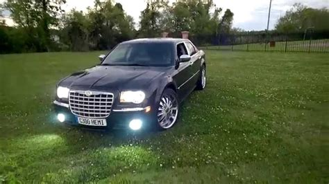 Chrysler 300 Hid Headlights by Chrysler 300c Hid Projector Headlights And Hid Foglights