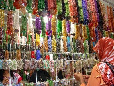 Kalung Dan Gelang Batu Aksesoris Martapura 7 ayo borong cinderamata di pasar inpres kebun sayur