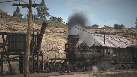 trains red dead wiki fandom powered by wikia - Big Boat Rdr2