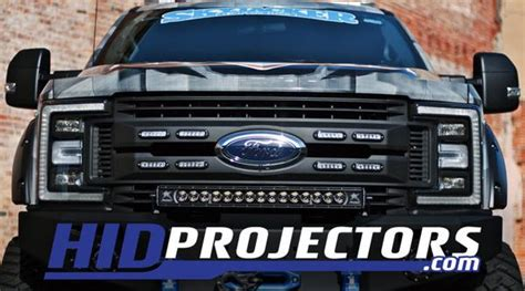 2017 f250 clearance lights 2017 ford duty led headlight customization service
