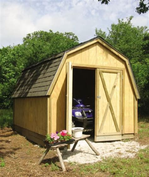 build   storage shed       plans