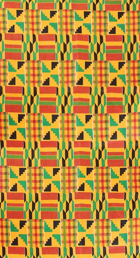 material theme colors and patterns economy fabric kente 2 12 yds in 2019 fabric