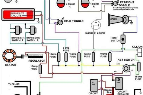automobile wiring diagram wiring diagram with description