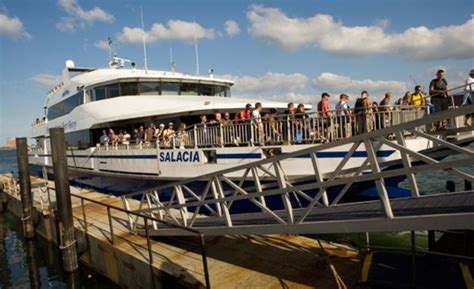 boating from boston to provincetown p town ferry to receive new engines new england boating