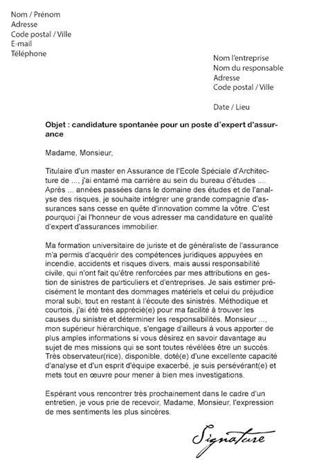 Modèles Lettre De Motivation Juriste lettre de motivation candidature spontan 233 e juriste mise