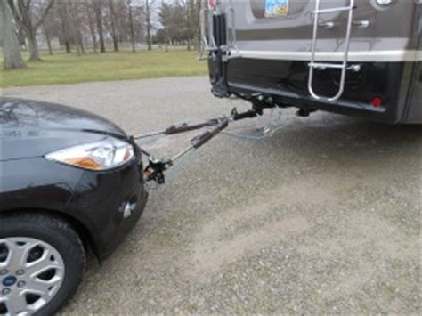 rv dinghy towing
