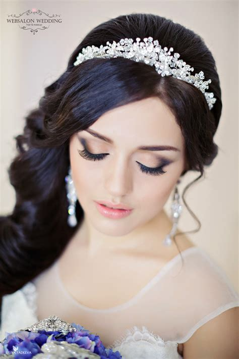 Wedding Hairstyles With Glasses by Top 20 Bridal Headpieces For Your Wedding Hairstyles