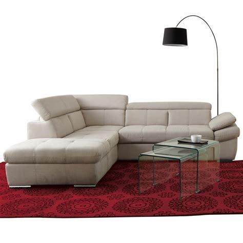 divano letto angolare in pelle collezione gransofa pelle divano letto angolare shop