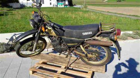 Yamaha Motorrad öl by Motorrad Oltimer Yamaha Dt 125 Bestes Angebot Von Honda