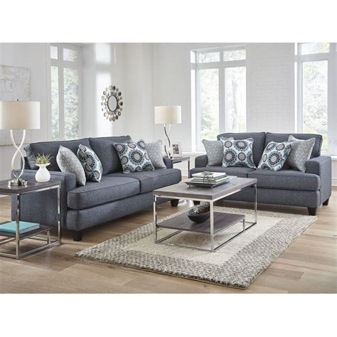 Living Rooms With Sofas by Woodhaven Industries Sofa Loveseat Sets 2 Carmela