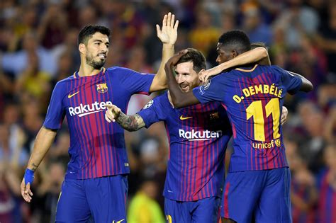 barcelona squad fc barcelona will barcelona continue their winning ways