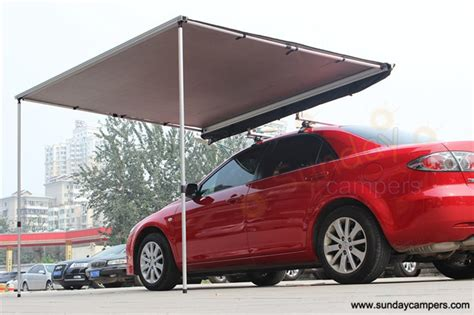 retractable vehicle awning pull out awning retractable awning alumunium awning parts