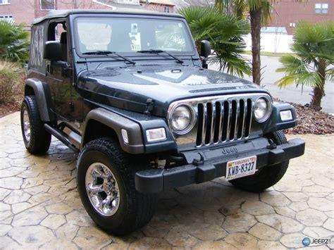 built jeep terrymason s 2005 jeep tj build