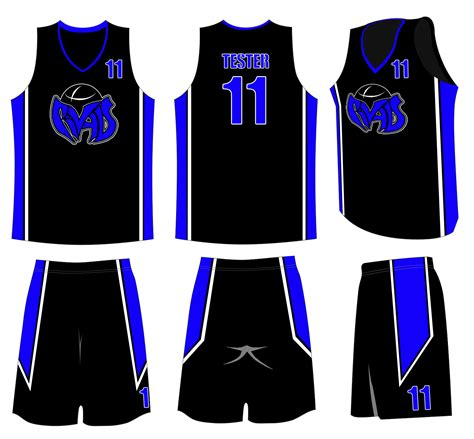 jersey design in basketball basketball uniform and logo designs by romenick tester at