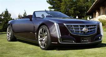 Two Cadillacs New Cadillac Ciel 4 Door Convertible Concept Wows Pebble