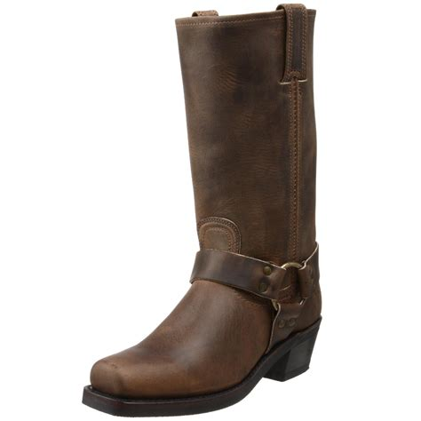 motorcycle boots best motorcycle boots for women frye harness boots