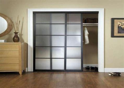 sliding closet door alternatives bedroom